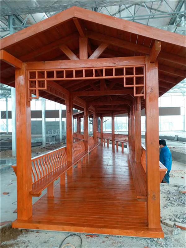 陕西古建筑木雕案例