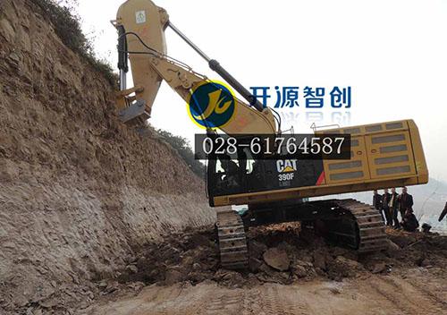 岩石臂挖掘机的实用领域介绍