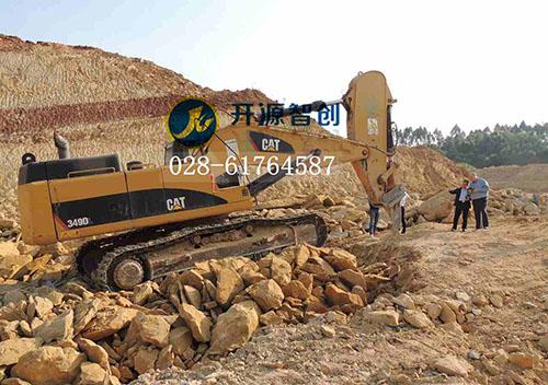 岩石臂厂家简述加长臂的安装流程