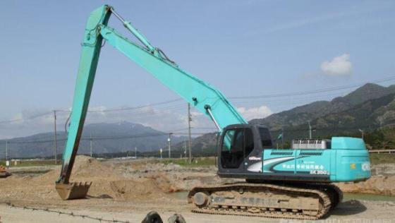 挖掘机加长臂常用于哪些工程中使用?
