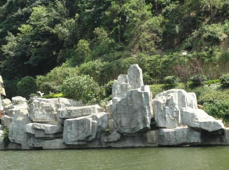 太原塑石假山