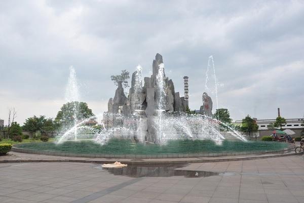 山西喷泉厂家