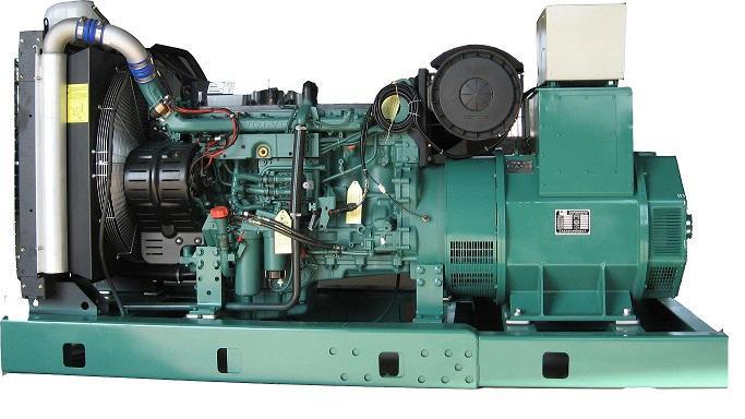 工地用发电机 200kw进口沃尔沃柴油发电机组