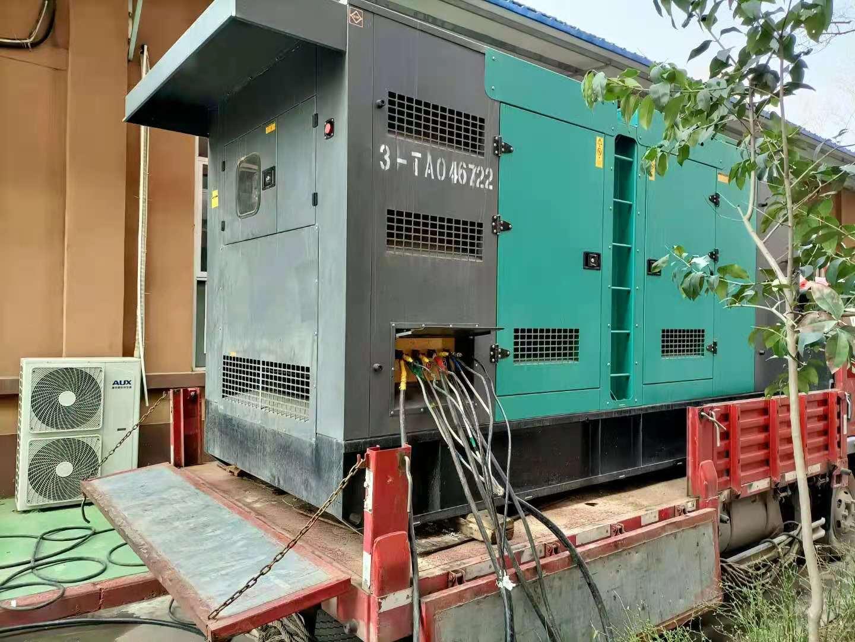 怎样来判断发电机出租备近来是否修理过?