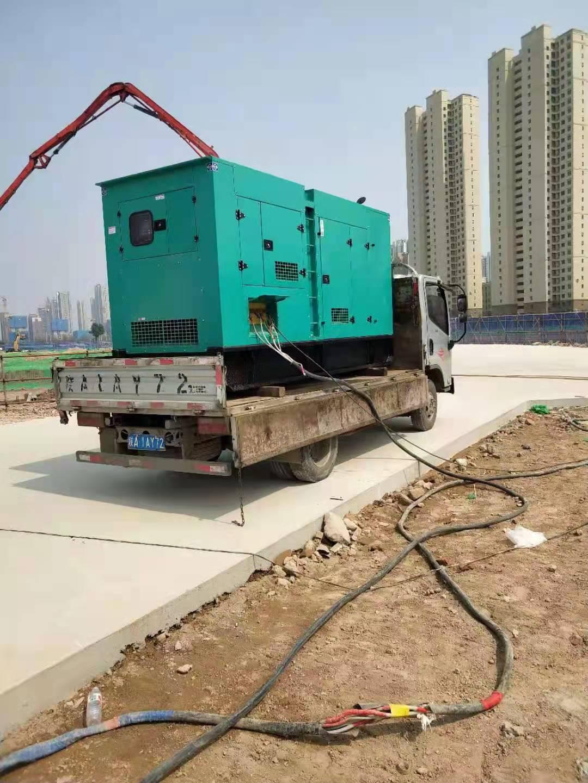 陕西西安400KW柴油发电机运行稳定