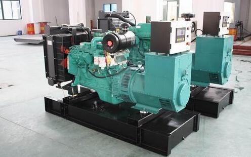 发电机租赁-50kw柴油发电机
