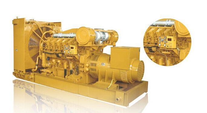 西安600KW柴油发电机厂家