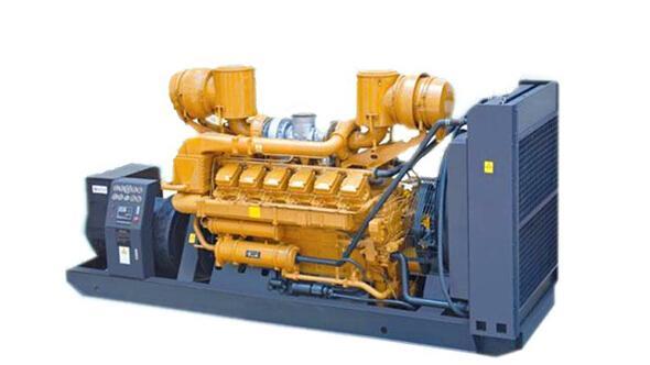 900kw柴油发电机