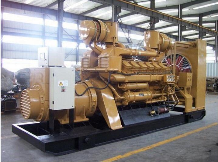 西安1000KW静音柴油发电机