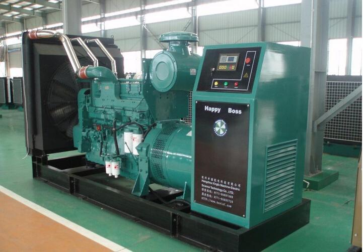 西安发电机租赁设备
