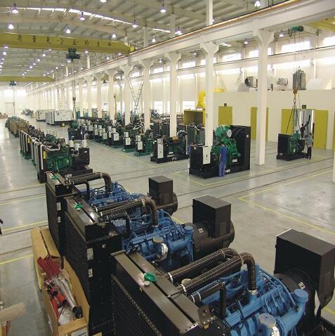 西安奋斗机电柴油发电机组常见技术问题解析