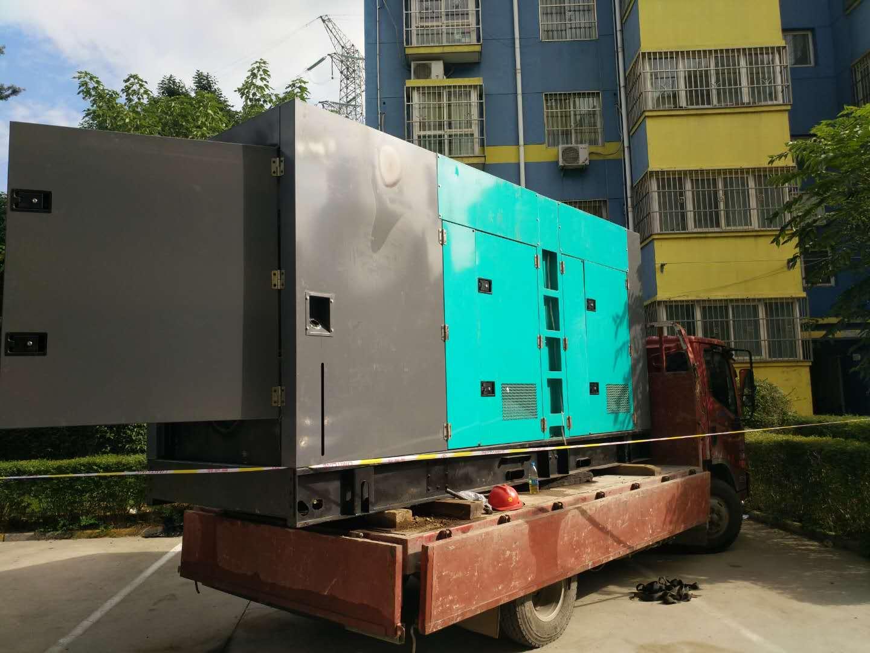 西铁小区500kw静电发电机
