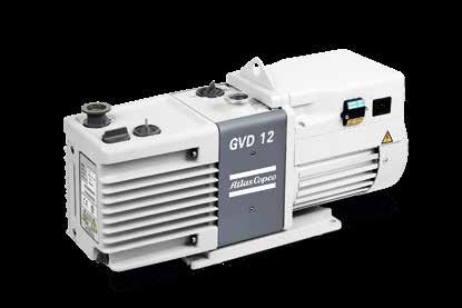 双级油润滑旋片 GVD 0.7-28 系列
