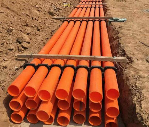 MPP电缆保护管的注意事项和优点详述