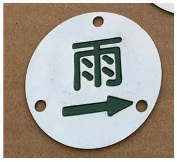 标示牌与标识牌二者之间到底有区别吗?