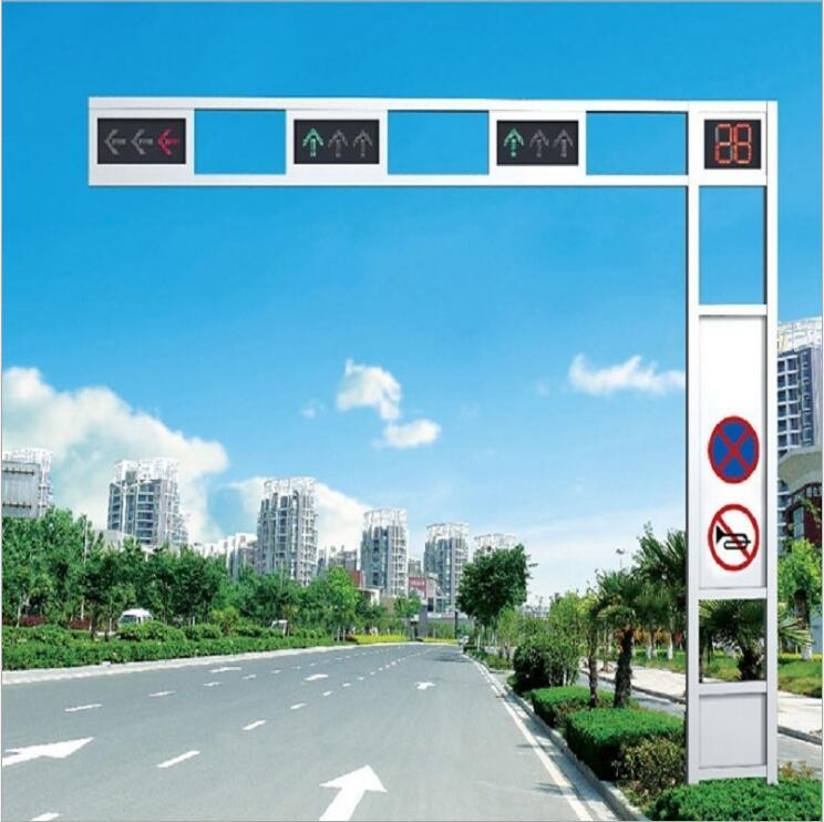 交通标志牌标志杆正确安装方法和步骤