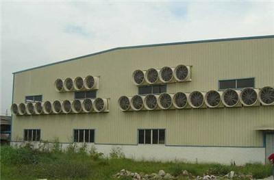 厂房图片-郑州通风设备