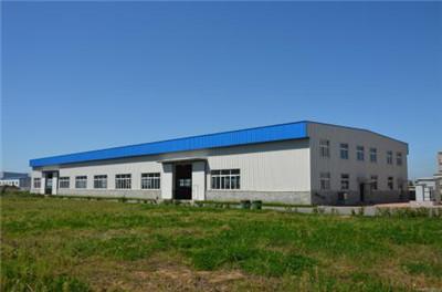 郑州白铁加工厂房