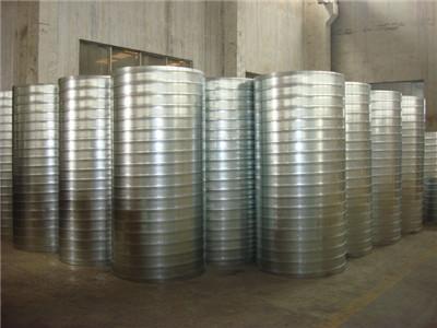郑州螺旋风管生产