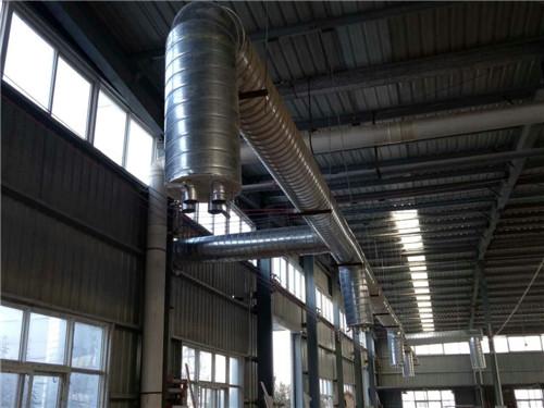 通风管道的介绍及不同种类的不同用途