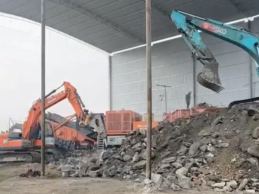 四川移动破碎机厂家