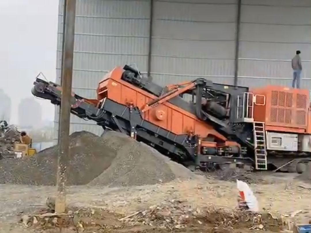 移动破碎站合法吗?一个移动破碎分筛站需要多少钱?