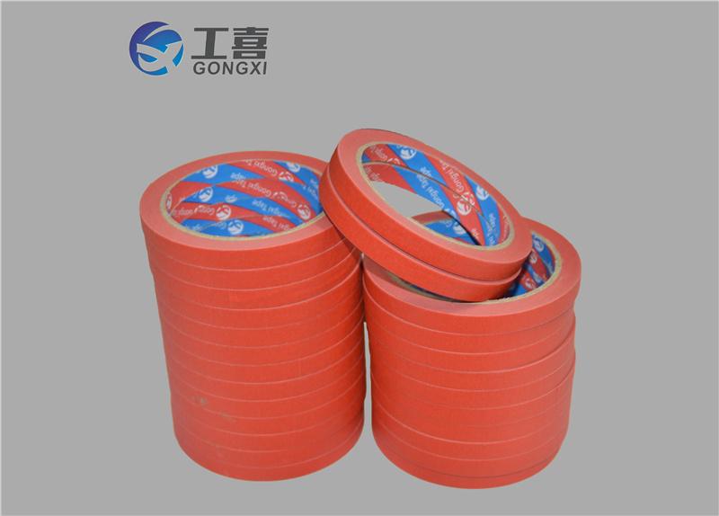 西安美纹纸胶带厂家