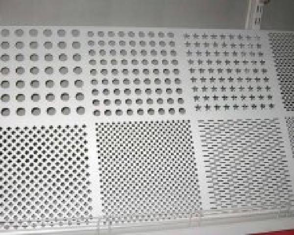 铝制穿孔吸音板