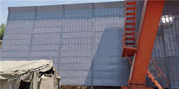 西安利华水泥制品有限公司厂界噪音治理