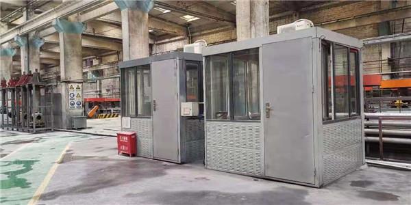 渭南市金堆镇金钼集团车间值班室隔音房
