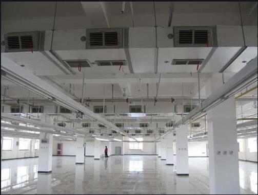 昊旺声学环保工程向你讲解办公楼通风空调系统噪声如何治理?