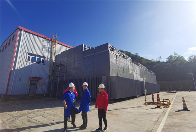 天然气压缩机厂房和空冷器噪声治理