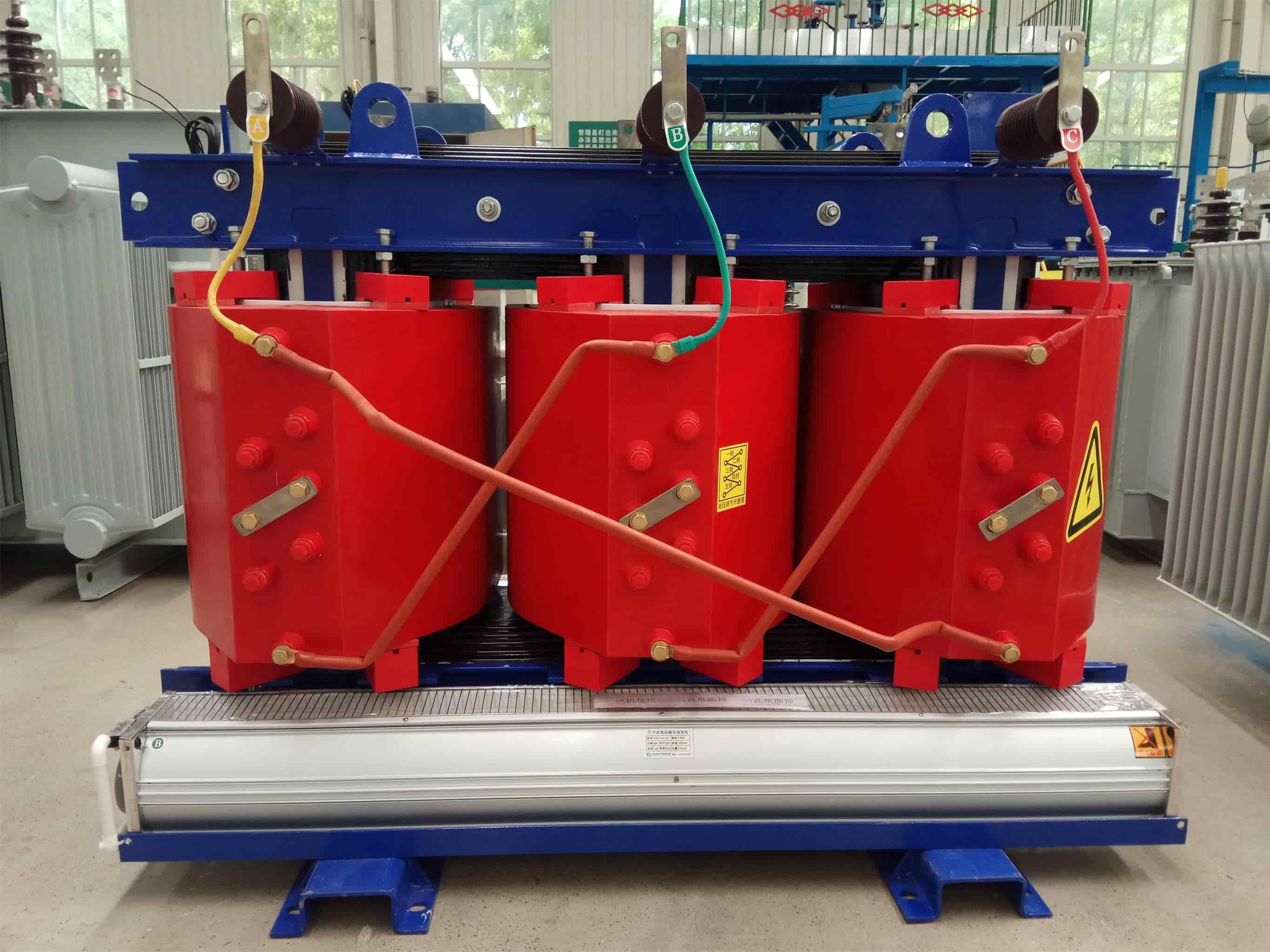 小知识——四川干式变压器运行温度的规定