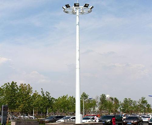 关于高杆灯的定期维护内容,一起来了解一下吧