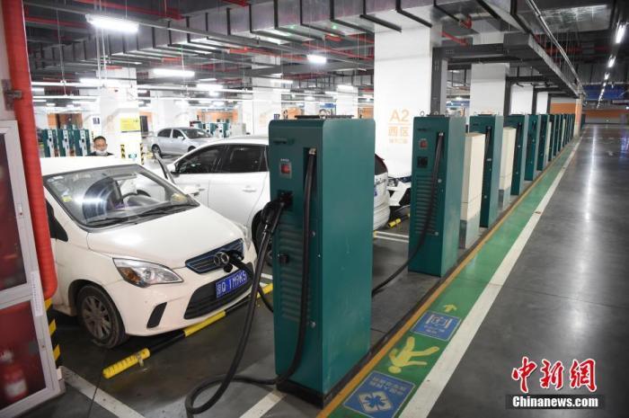 四部门:鼓励停车资源共享,支持机关单位等开放停车设施