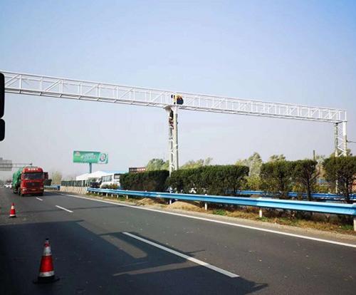 干货来袭!关于高速公路龙门架安装步骤详解
