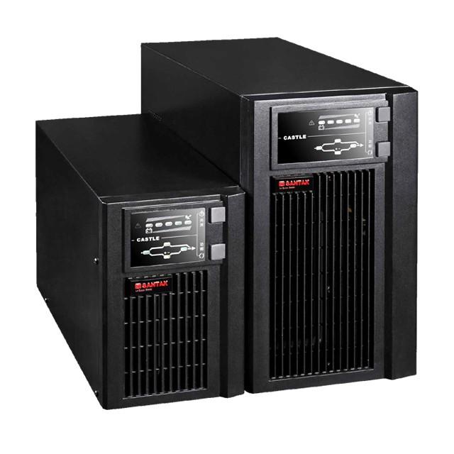 成都山特UPS电源有以下四种不同的工作模式!