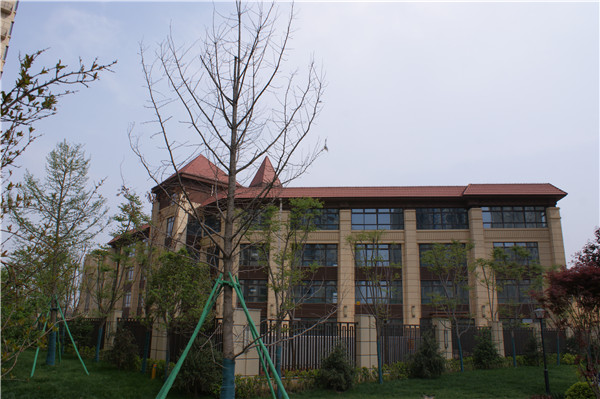 武威小区园林绿化工程施工