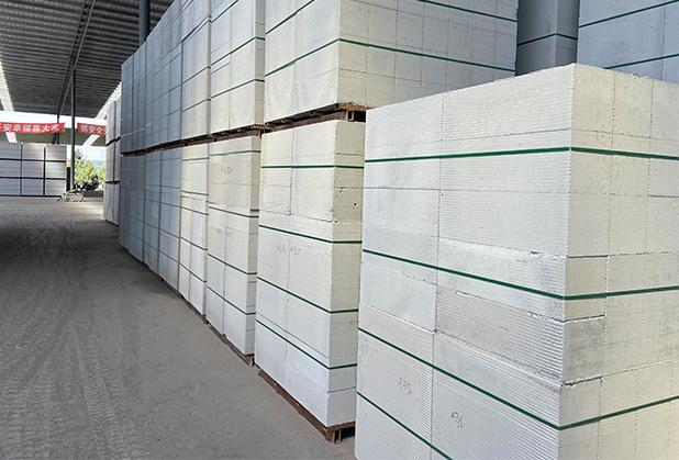 四川加气砖销售成功案例