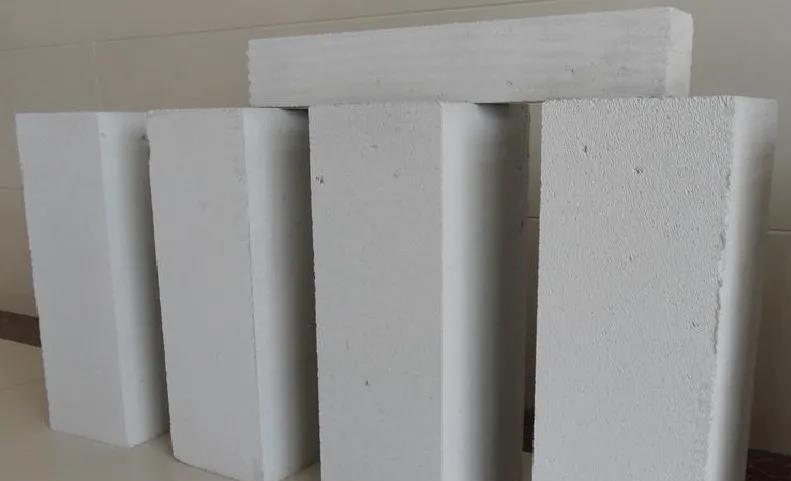 四川加气砖生产中的常见病:坯体上有白点