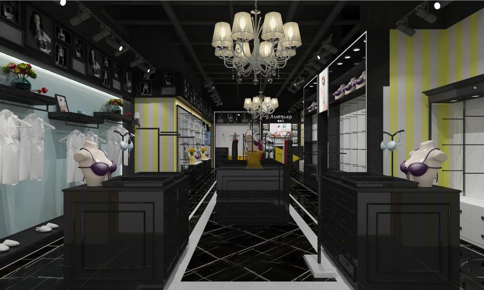 西安展柜定制设计