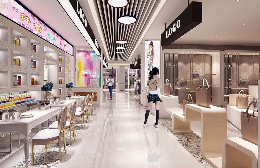 中泰三森--展柜定做能提升店铺盈利能力 更好的吸引客户