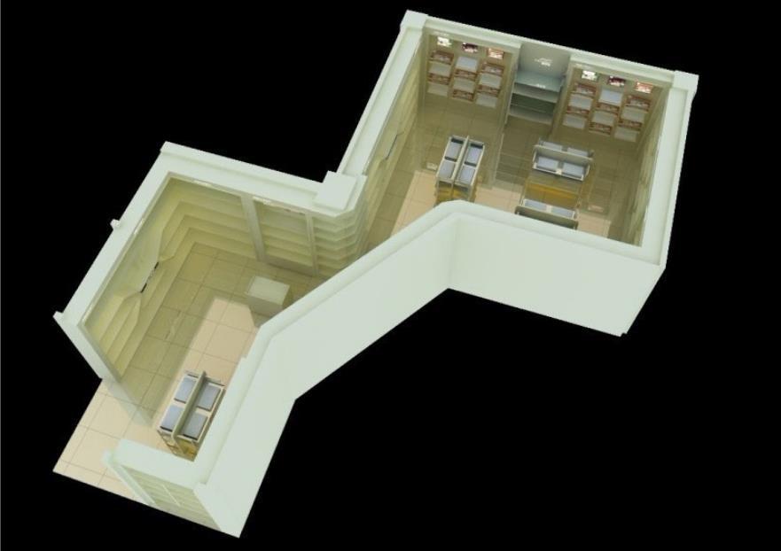 西安展柜设计