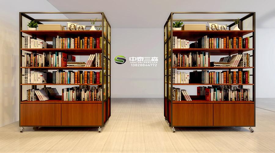 甘肃信访书柜展示案例