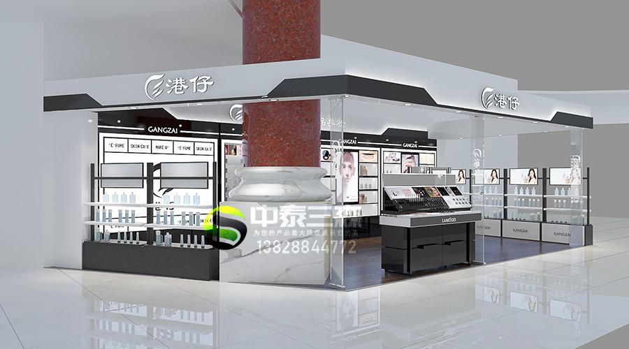 西安化妆品展柜制作厂