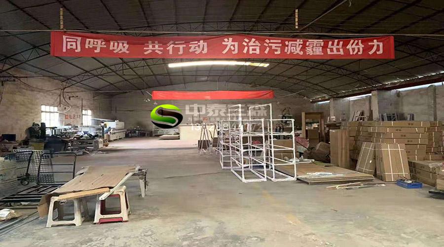 西安展柜加工厂