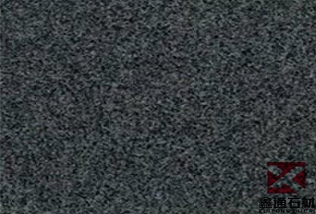 四川花岗石芝麻黑为什么会出现锈斑?