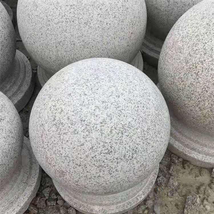 芝麻白花岗石
