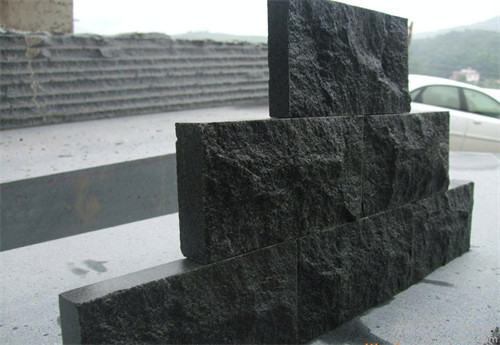 芝麻黑石材定制案例