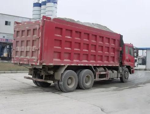 四川砂石运输